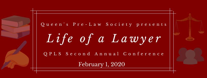 Queen's Pre-Law Society presents-2